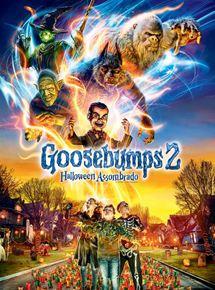 Goosebumps 2 Halloween Assombrado Dublado