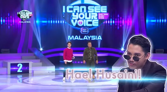 Live Streaming I Can See Your Voice Malaysia 2019 [23.6.2019]