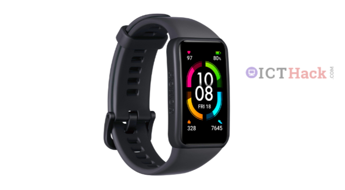 Honor Band 6 listed on Flipkart launch imminent key Specifications