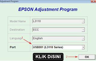Cara Reset Printer Epson