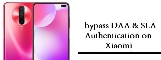 How to Disable DAA SLA Authentication On Xiaomi POCO Redmi Devices