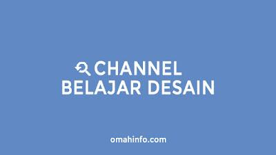 channel youtube luar negeri untuk belajar desain
