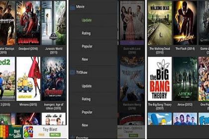 10+ Aplikasi Nonton Film Bioskop Gratis