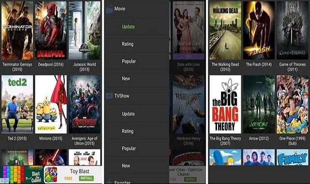 Aplikasi Nonton Film Bioskop Gratis