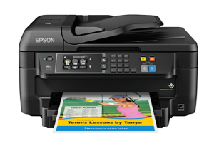 Epson WorkForce WF-2760 Printer Driver Downloads & Software for Windows