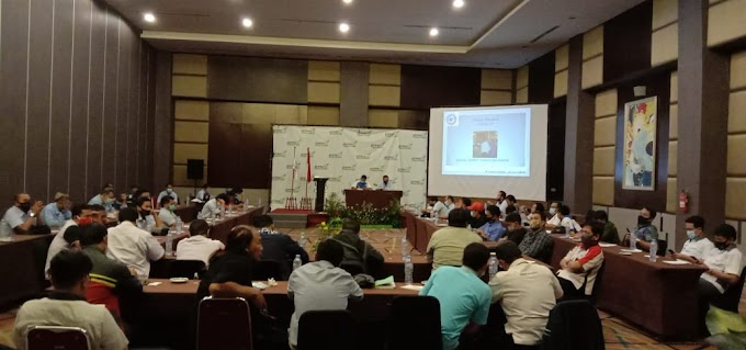Pertemuan Forum SP AOP Di Masa Pandemi