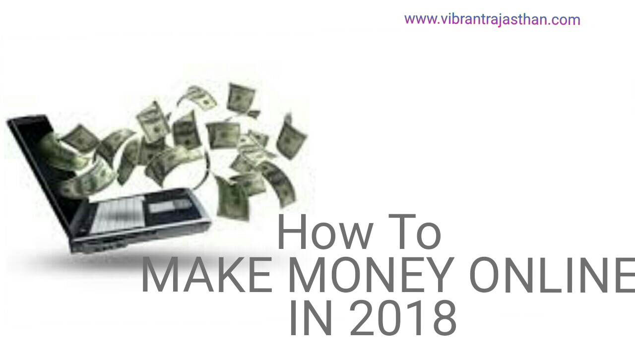 How to earn online