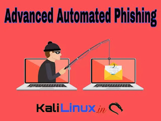 ZPhisher -- Advanced Lazy Automated Phishing Script Kali Linux