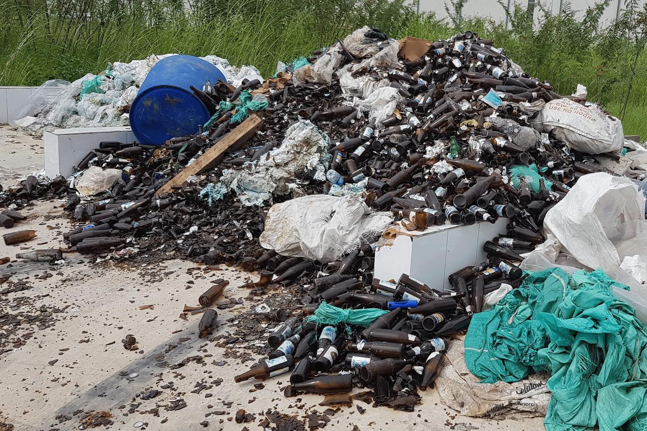 Xử lý chất thải công nghiệp tại TP. HCM