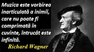 Citatul zilei: 22 mai - Richard Wagner