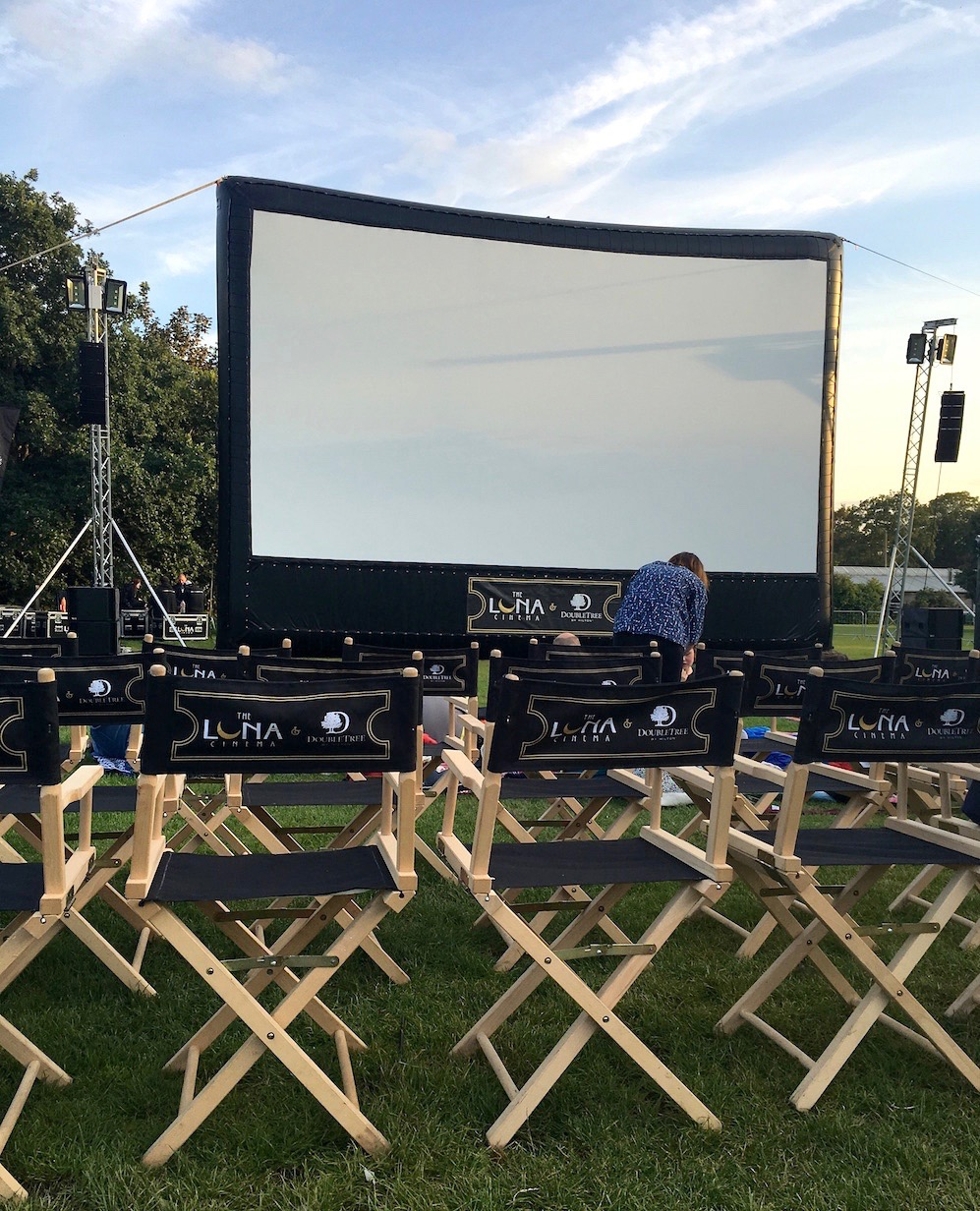 luna outdoor cinema summer london