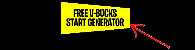 Give Away: Fortnite V Bucks Generator