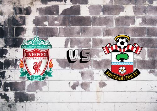 Liverpool vs Southampton  Resumen y Partido Completo