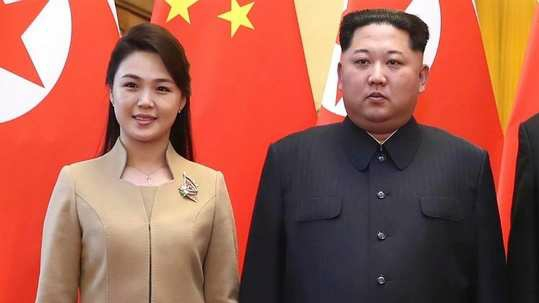 Kim Jong Un's wife has been missing for a year