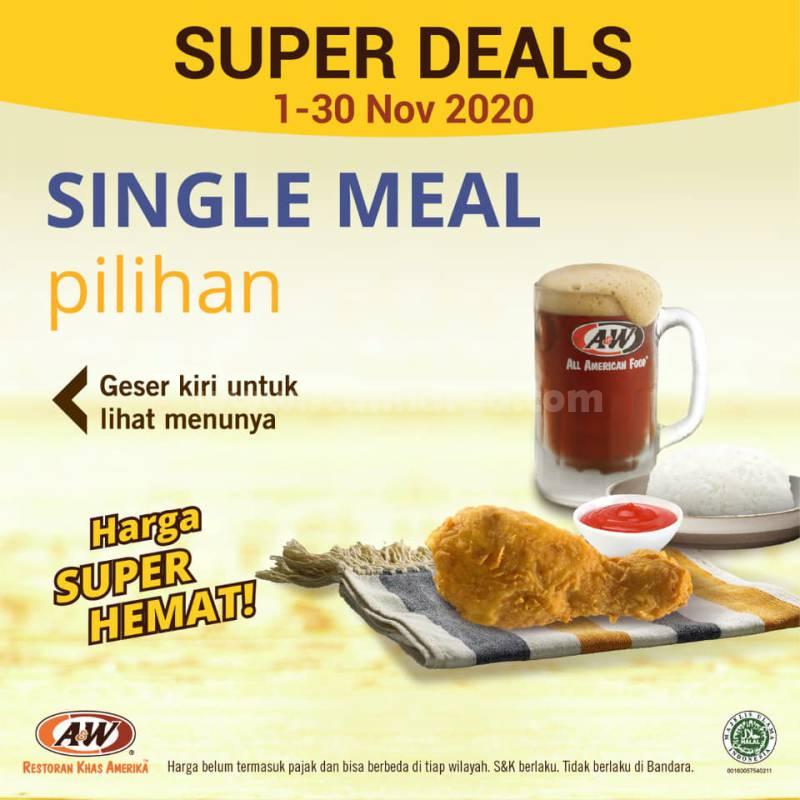 Promo AW Restoran Super Deal 1 - 30 November 2020