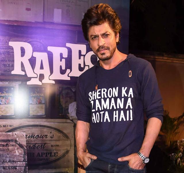 shahrukh khan next films