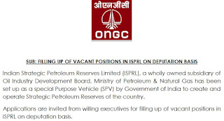 ISPRL Recruitment 2020