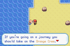 pokemon sunrise orange screenshot 1