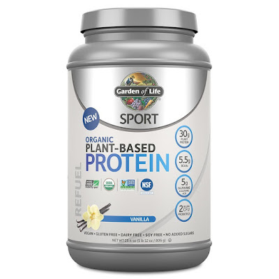 Garden of Life Sport Organic Plant-Based Protein Powder Review