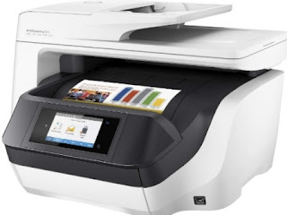 HP OfficeJet Pro 8720 Printer Specifications
