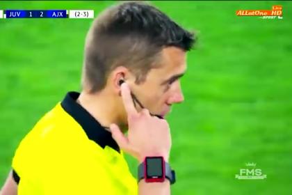 Juventus Talo Bak Liga Champion, Meudaleh Keu Wasit Bela Siblah