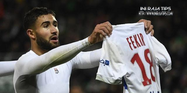 Bayern Munchen Tertarik Datangkan Nabil Fekir