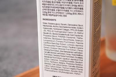 ingredients toner korea mencerahkan