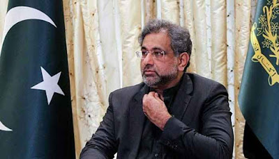 Shahid Khaqan says the abuse will not go unanswered