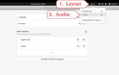 Ubuntu Keyboard Layout