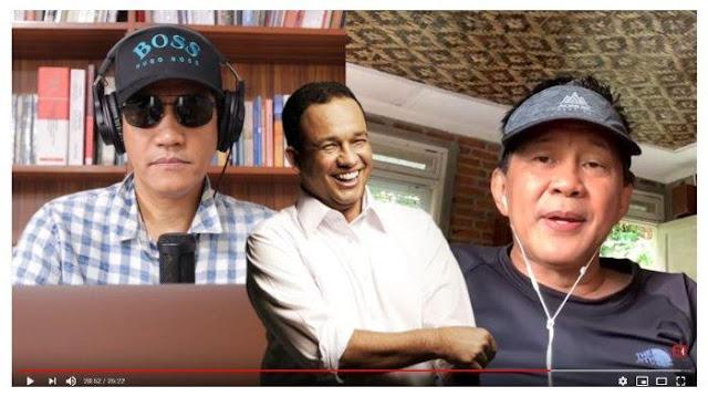 Yakin Anies Maju di Pilpres 2024, Rocky Gerung Singgung Peluang Sandiaga: Prabowo Ada di Dalam