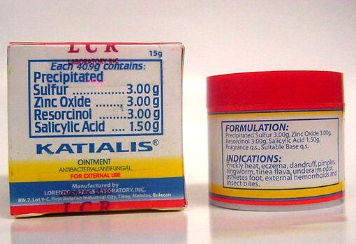 Product Review Katialis Ointment Antifungal Antibacterial