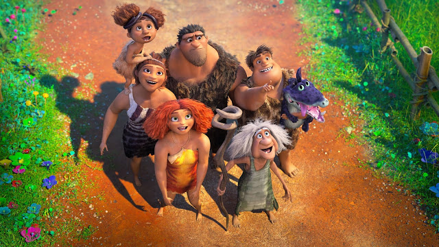 new movie releases, Croods 2