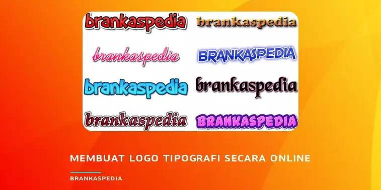 Membuat Logo Tipografi Secara Online