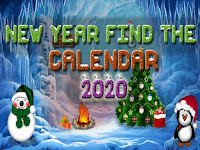 Top10 New Year Find The Calendar