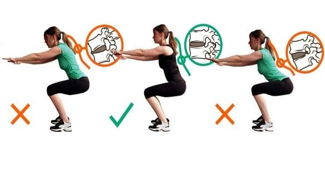 How to squat without destroying your knees? These 3 tips will solve your pain !!