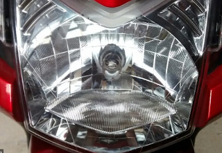 Tips Mengganti Lampu Utama Honda BeAT