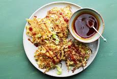 فطائر سهلة يابانية Easy okonomiyaki