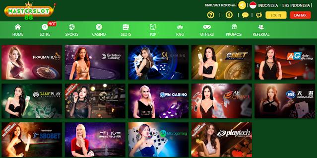 Bonus Casino Uk 2021 Untuk Pendaftaran