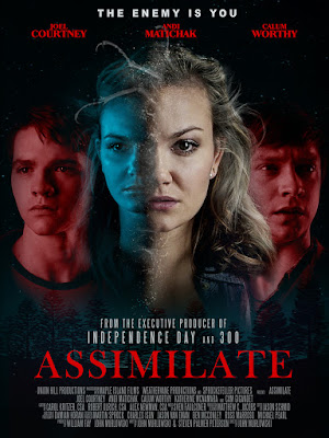 Assimilate [2019] [DVD] [R1] [NTSC] [Latino]