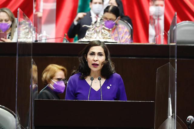 Legislatura de la Paridad debe continuar con acciones a favor de la igualdad, la justicia y el desarrollo profesional, laboral y económico de las mujeres: PES