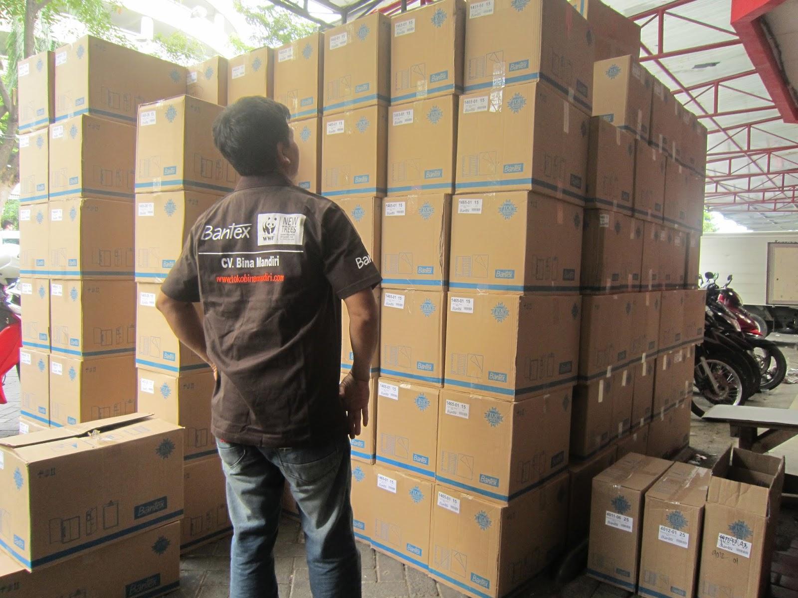 Distributor Merek Bantex Murah Mangga Dua Pusat ATK Jakarta