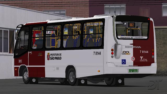 OMSI 2 - Ibrava Apollo VW 9.150 EOD Plus