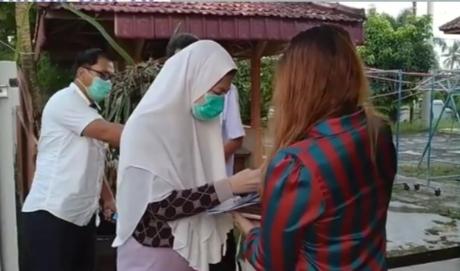 Pasien 09 Asal Kota Prabumulih Sembuh, Swab Dua Kali Negatif Covid 19