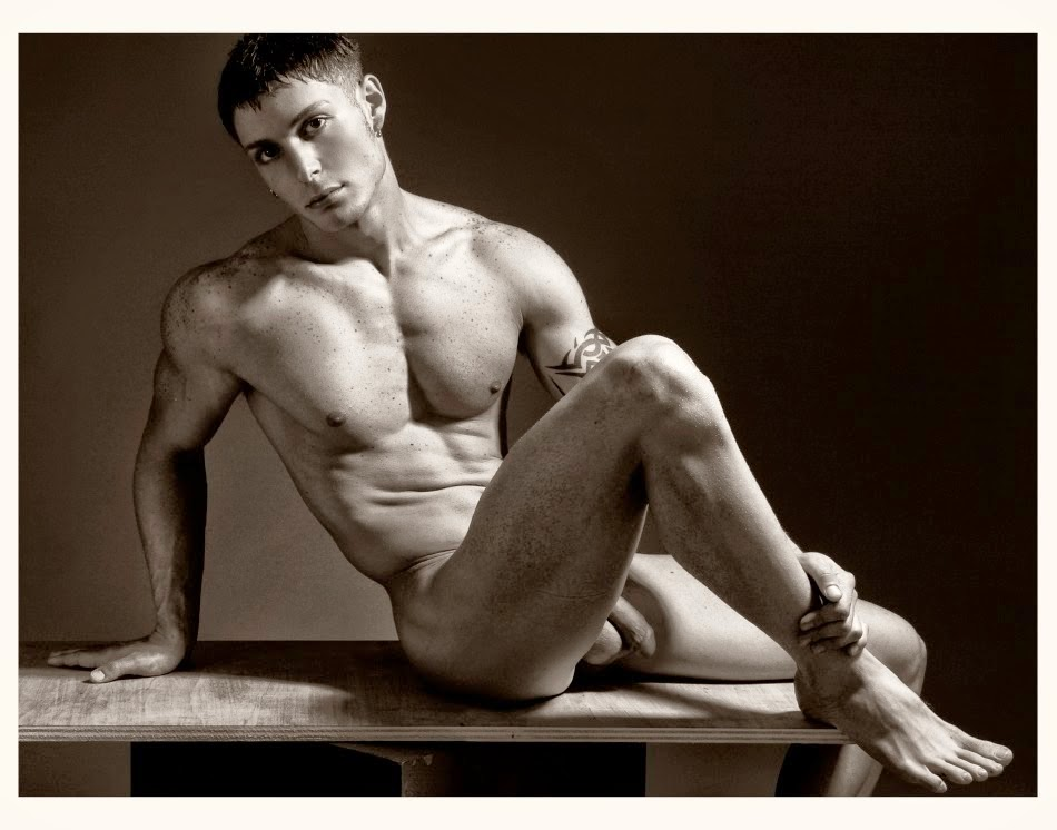 Artistic Nude Male Photography