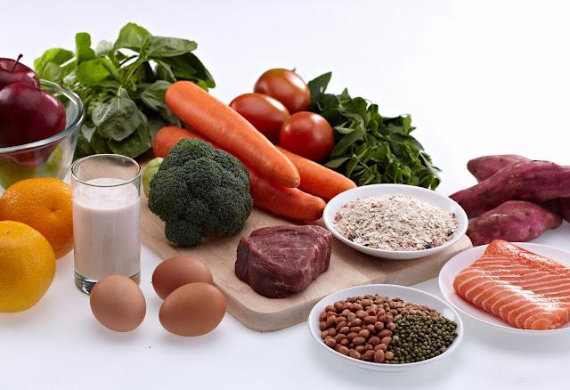 Makan penting untujk dikonsumai setiap hari