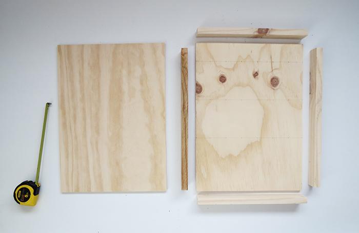DIY key holder box - Ohoh Blog