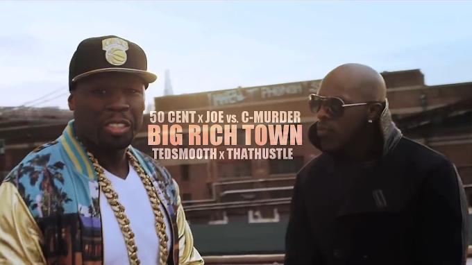 50 Cent feat. Joe  - Big Rich Town Mashup
