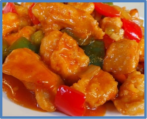 Resep Masakan Nugget Saus Tiram
