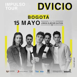 Concierto de DVICIO Bogota Colombia