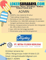 Info Loker Surabaya di PT. Mitra Yilindo Henlihai September 2020